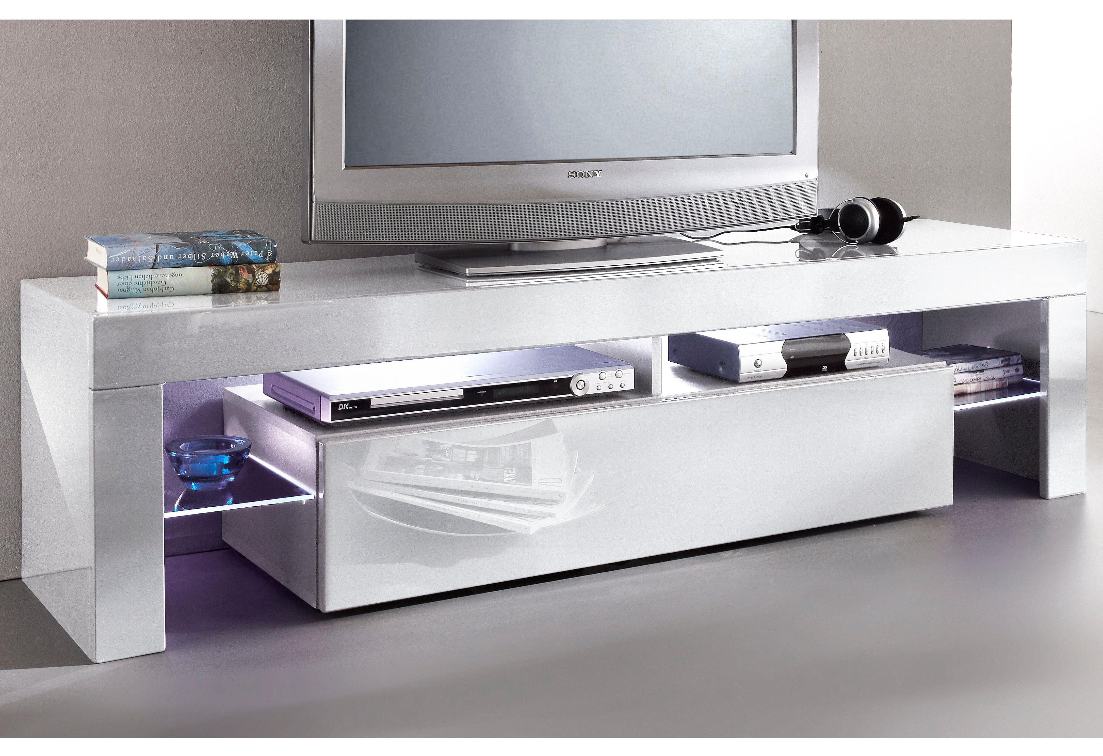 Borchardt Möbel TV-Lowboard, Breite 199 cm