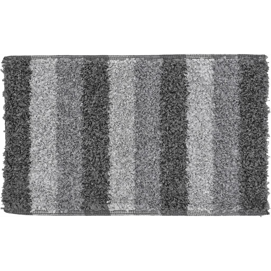 Kleine Wolke Badematte »Lounge«, Höhe 24 mm, rutschhemmend beschichtet, fußbodenheizungsgeeignet
