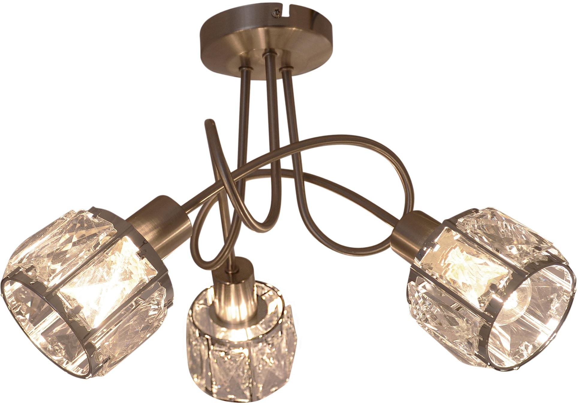 näve LED Deckenspot Josefa, E14, 1 St., Warmweiß, LED Deckenleuchte, LED Deckenlampe