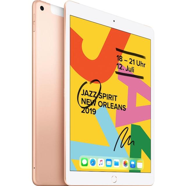 Apple »10.2 iPad Wi-Fi Cellular (2019)« Tablet (10,2'', 128 GB, iPadOS, 4G (LTE))