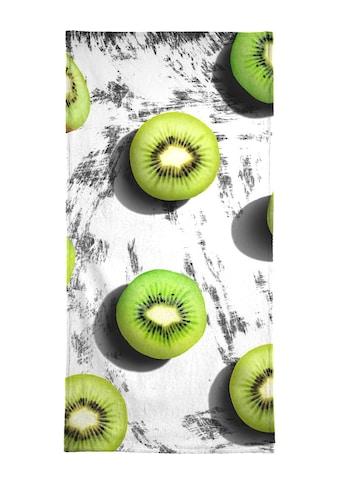 """Handtuch """"Fruit 3"""", Juniqe kaufen"""