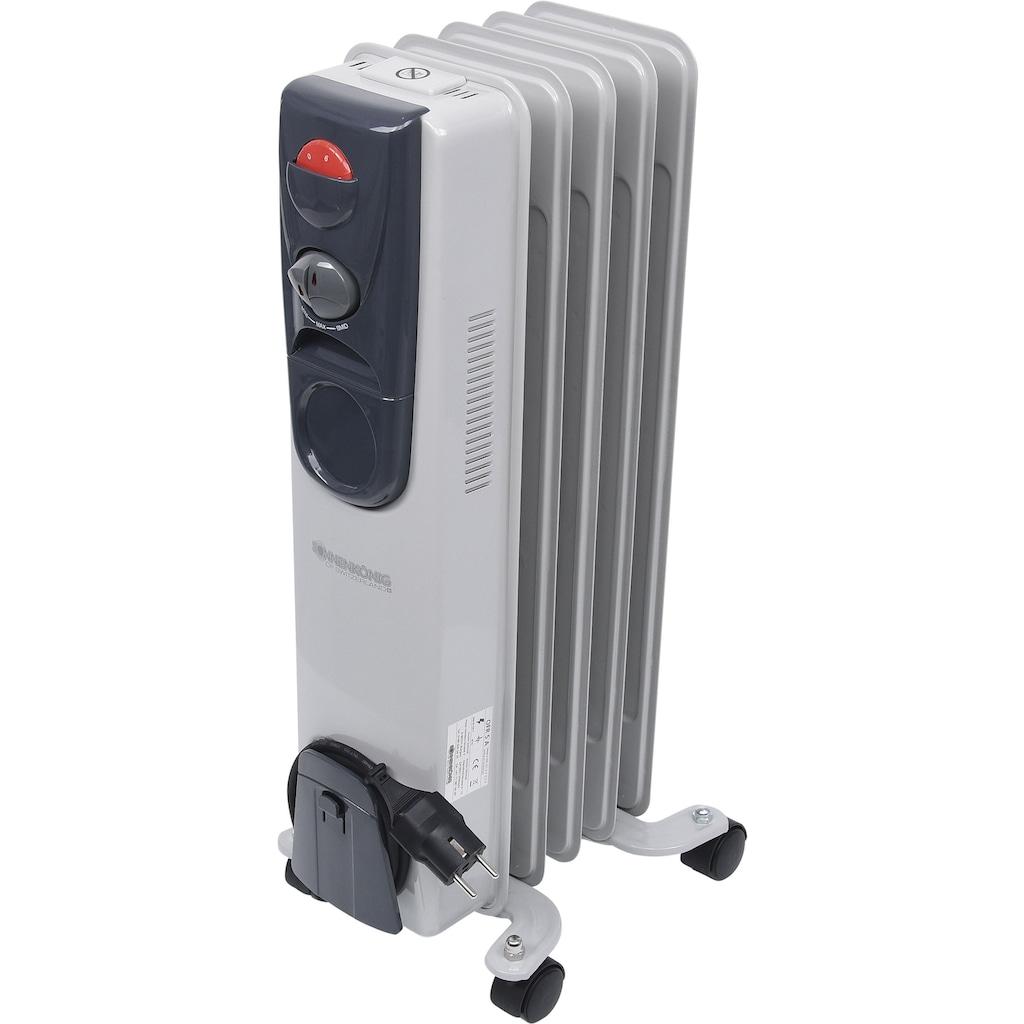 Sonnenkönig Ölradiator »20800062 / OFR 5A«, 1000 W