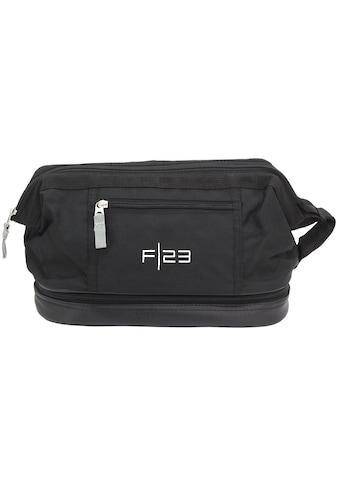 F23™ Kulturbeutel »Schwarz« kaufen