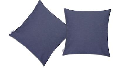 Neutex for you! Kissenhülle »Basic«, 2 Stück kaufen