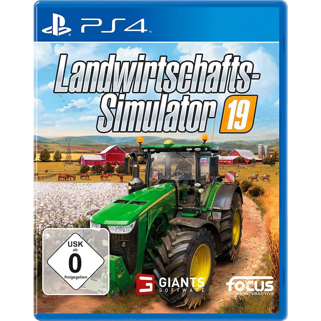Astragon Spiel »Landwirtschaftssimulator 2019«, PlayStation 4