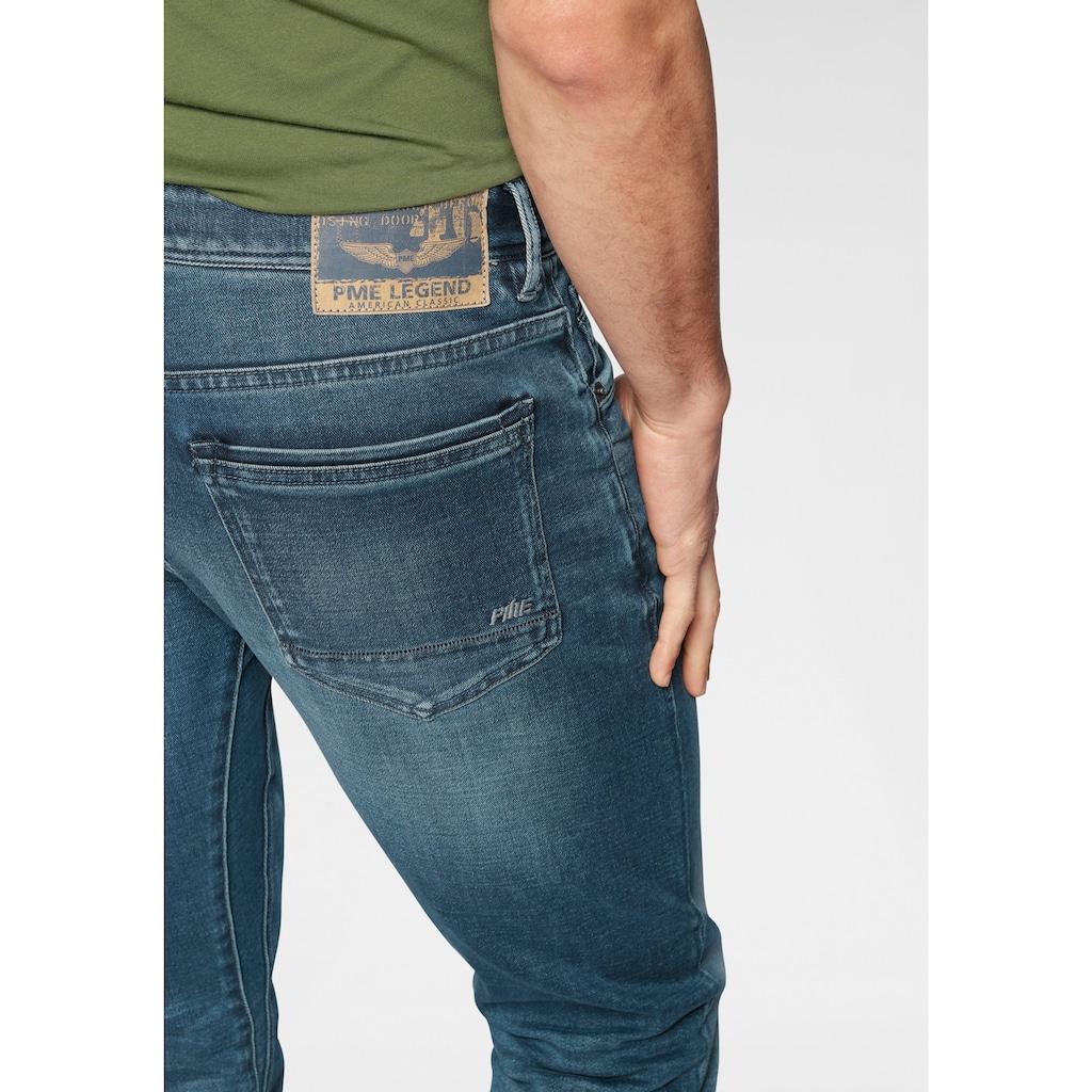PME LEGEND Slim-fit-Jeans »TAILWHEEL«, mit authentischer Waschung
