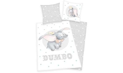 Kinderbettwäsche »Disney´s Dumbo«, Walt Disney kaufen