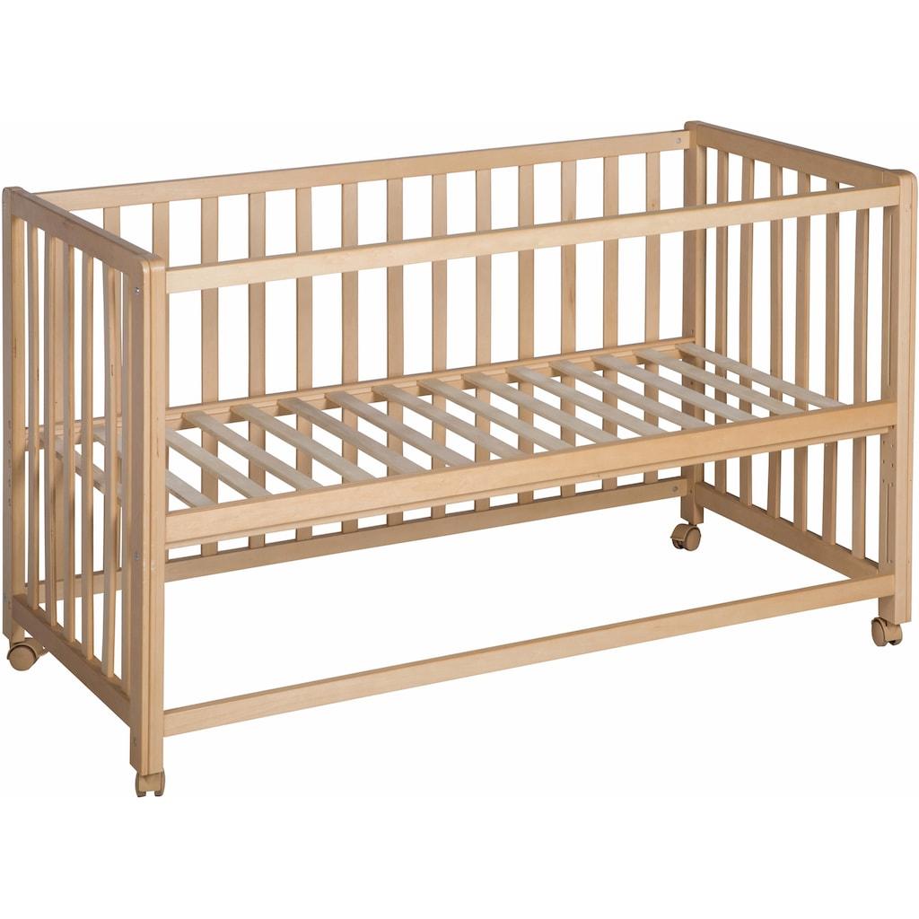 roba® Babybett »Room bed, Liebhabär«