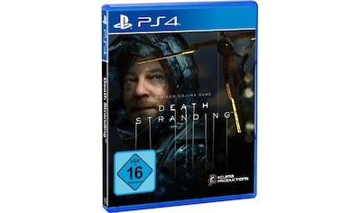 Death Stranding PlayStation 4 kaufen