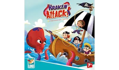 iello Spiel »Kraken Attack« kaufen