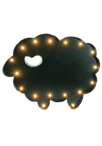 MARQUEE LIGHTS LED Dekolicht »Schaf«, 1 St., Warmweiß, Wandlampe, Tischlampe Sheep mit... kaufen