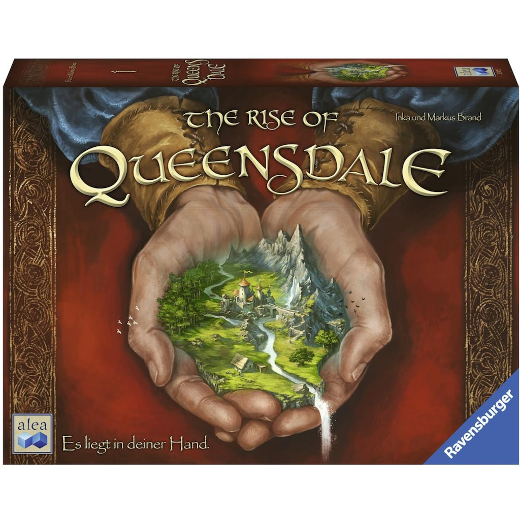 Ravensburger Spiel »alea, The Rise of Queensdale«, Made in Europe