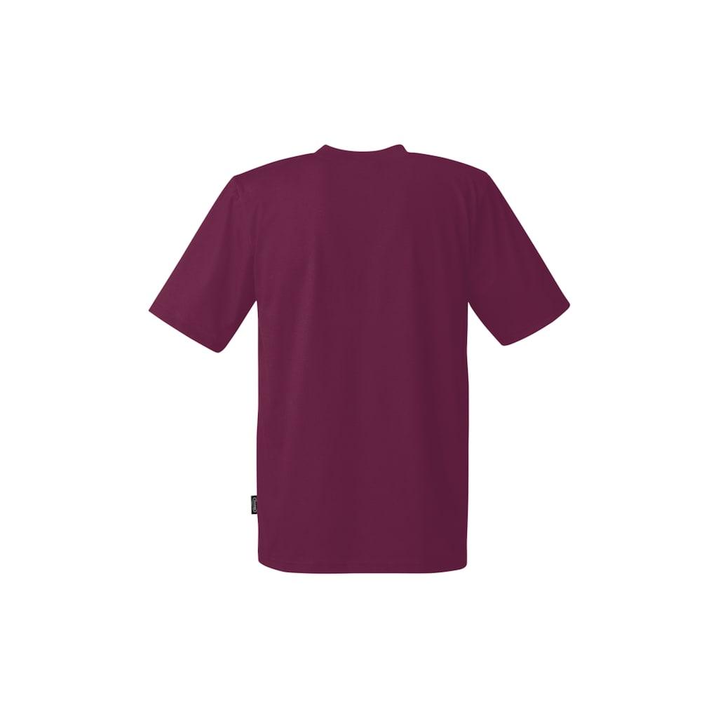 Trigema T-Shirt DELUXE Baumwolle
