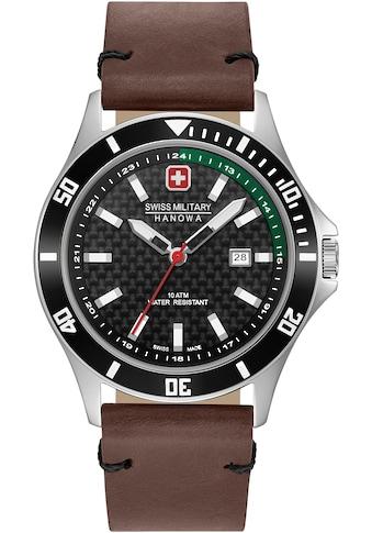 Swiss Military Hanowa Schweizer Uhr »FLAGSHIP RACER, 06-4161.2.04.007.06« kaufen