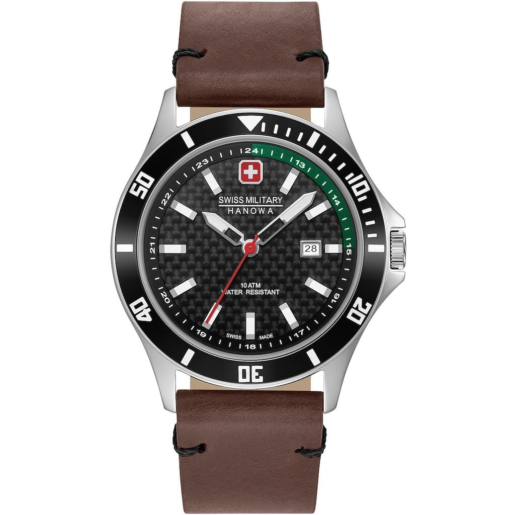 Swiss Military Hanowa Schweizer Uhr »FLAGSHIP RACER, 06-4161.2.04.007.06«