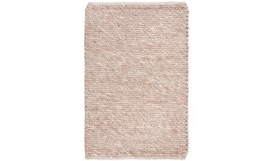 Wollteppich, »Amodian«, Dekowe, rechteckig, Höhe 14 mm, handgewebt kaufen