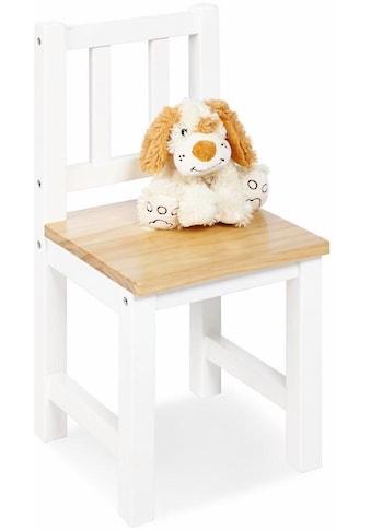 """Pinolino® Stuhl """"Fenna weiß/natur"""" kaufen"""