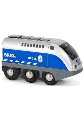 """BRIO® Spielzeug - Eisenbahn """"BRIO® WORLD Batterielok Blauer Oskar mit APP Steuerung"""" kaufen"""