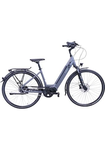 HAWK Bikes E-Bike »HAWK eCity Wave Integrated Lady STEPS«, 7 Gang, Shimano, Nexus... kaufen