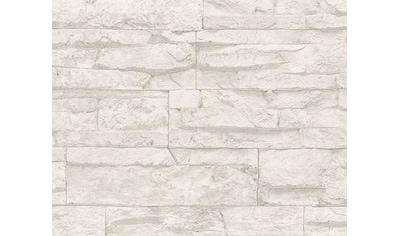 living walls Vinyltapete »Best of Wood`n Stone 2nd Edition«, Steinoptik, Naturstein kaufen