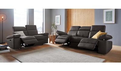 Places of Style Sitzgruppe »Kilado«, mit Relaxfunktion, verstellbarer Armlehne,... kaufen