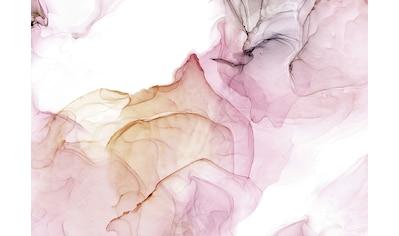 Komar Fototapete »Vliestapete Shiny Fluid«, bedruckt-geblümt-floral-realistisch, 400 x... kaufen