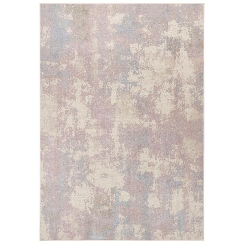 ELLE Decor Teppich »Allier«, rechteckig, 6 mm Höhe, Viskose, Wohnzimmer