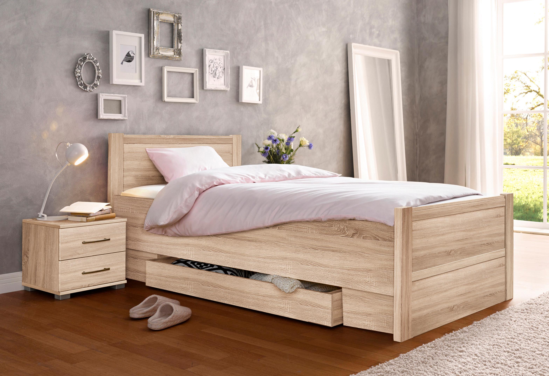 Komfortbett | Schlafzimmer > Betten > Komfortbetten | Braun