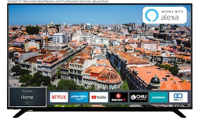Toshiba 43U2963DG LED - Fernseher (108 cm / (43 Zoll), 4K Ultra HD, Smart - TV kaufen