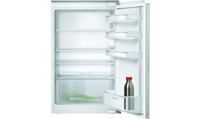 SIEMENS Einbaukühlschrank »KI18RNFF0«, iQ100 kaufen