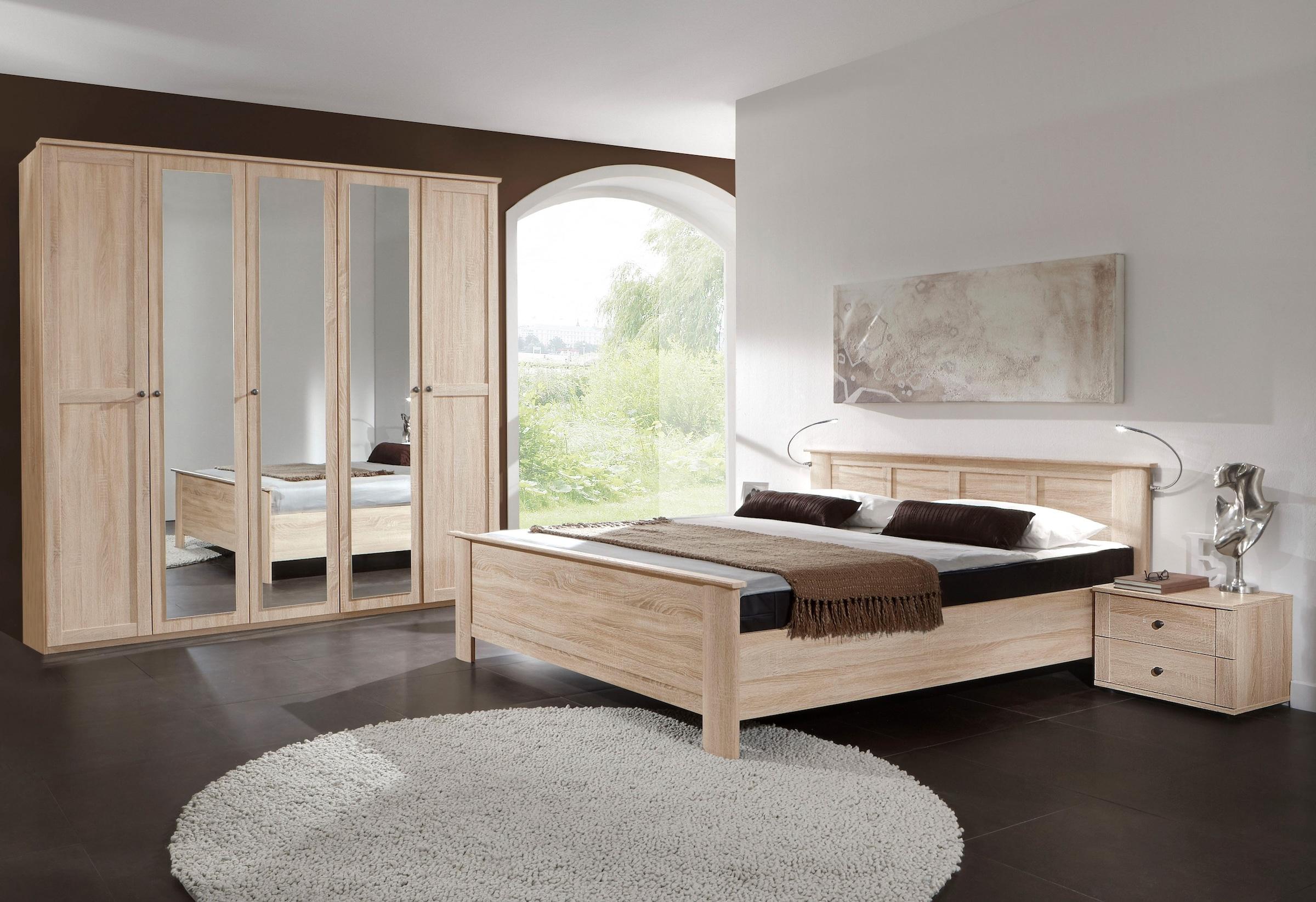 Wimex Schlafzimmer-Set Chalet (Set 4-tlg) | 04038062116823, 04038062118742