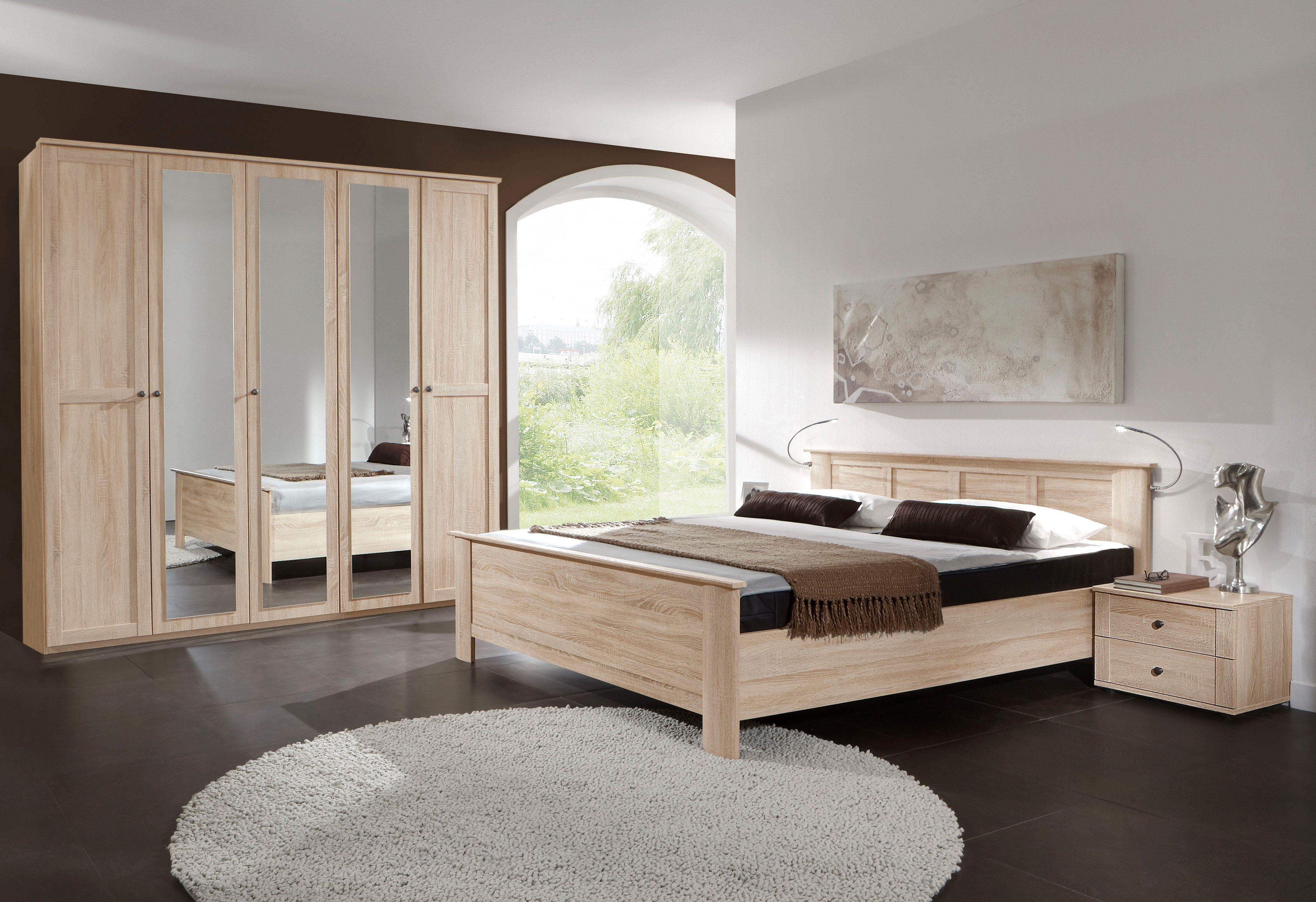 wimex schlafzimmer set chalet set 4 tlg auf rechnung. Black Bedroom Furniture Sets. Home Design Ideas