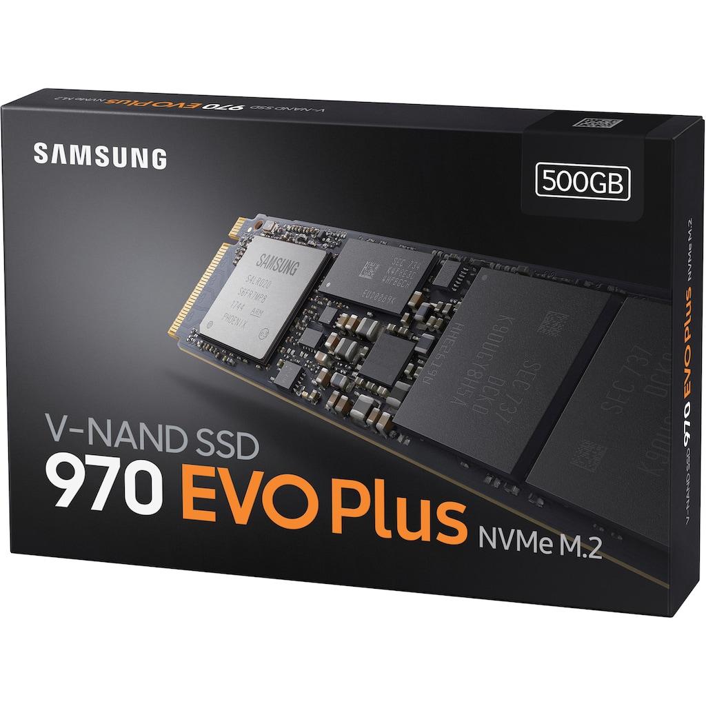 Samsung SSD »970 EVO Plus NVMe M.2 SSD«