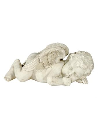Casa Collection by Jänig Engelfigur »Liegender, schlafender Engel mit Daumen im Mund,... kaufen