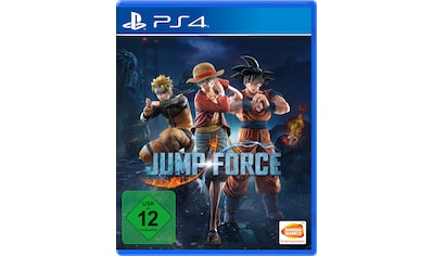 Jump Force PlayStation 4 kaufen