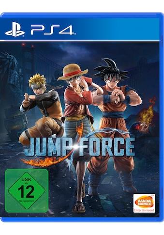 Software Pyramide Spiel »Jump Force«, PlayStation 4 kaufen