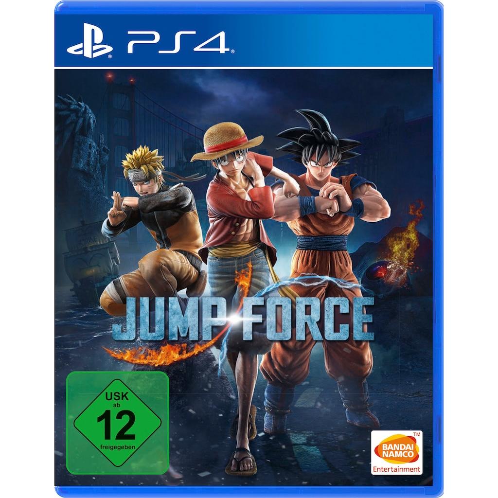 Software Pyramide Spiel »Jump Force«, PlayStation 4