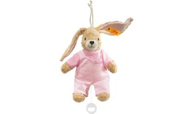 Steiff Spieluhr »Hoppel Hase, rosa, 20 cm« kaufen