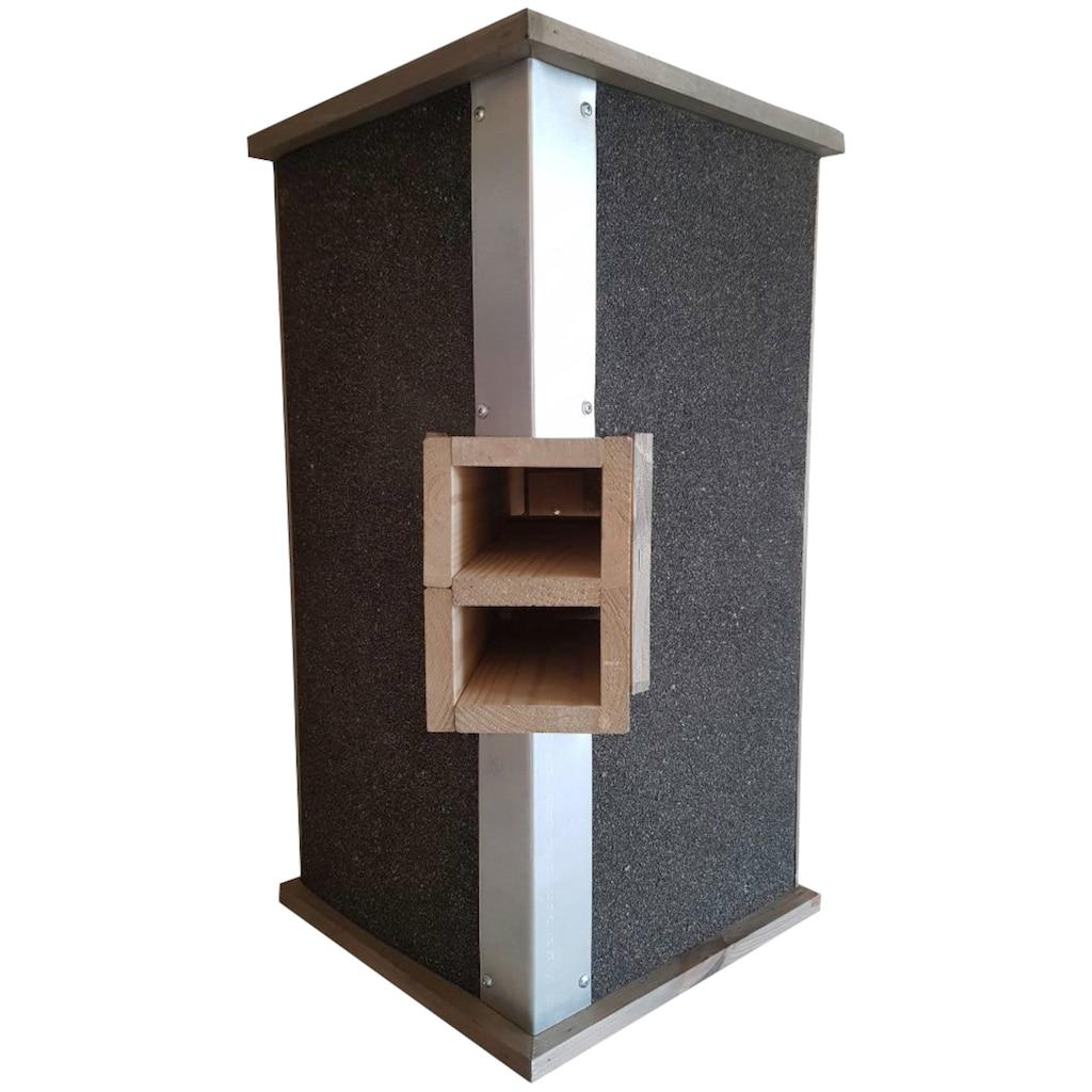 Conni Oberkircher´s Vogelhaus »K302«, BxTxH: 45x54x165 cm, inkl. 4-Fuß-Ständer