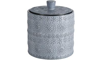 spirella Aufbewahrungsdose »Relief«, aus Porzellan kaufen