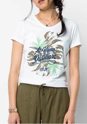 Jack Wolfskin T - Shirt »AT HOME T W« kaufen