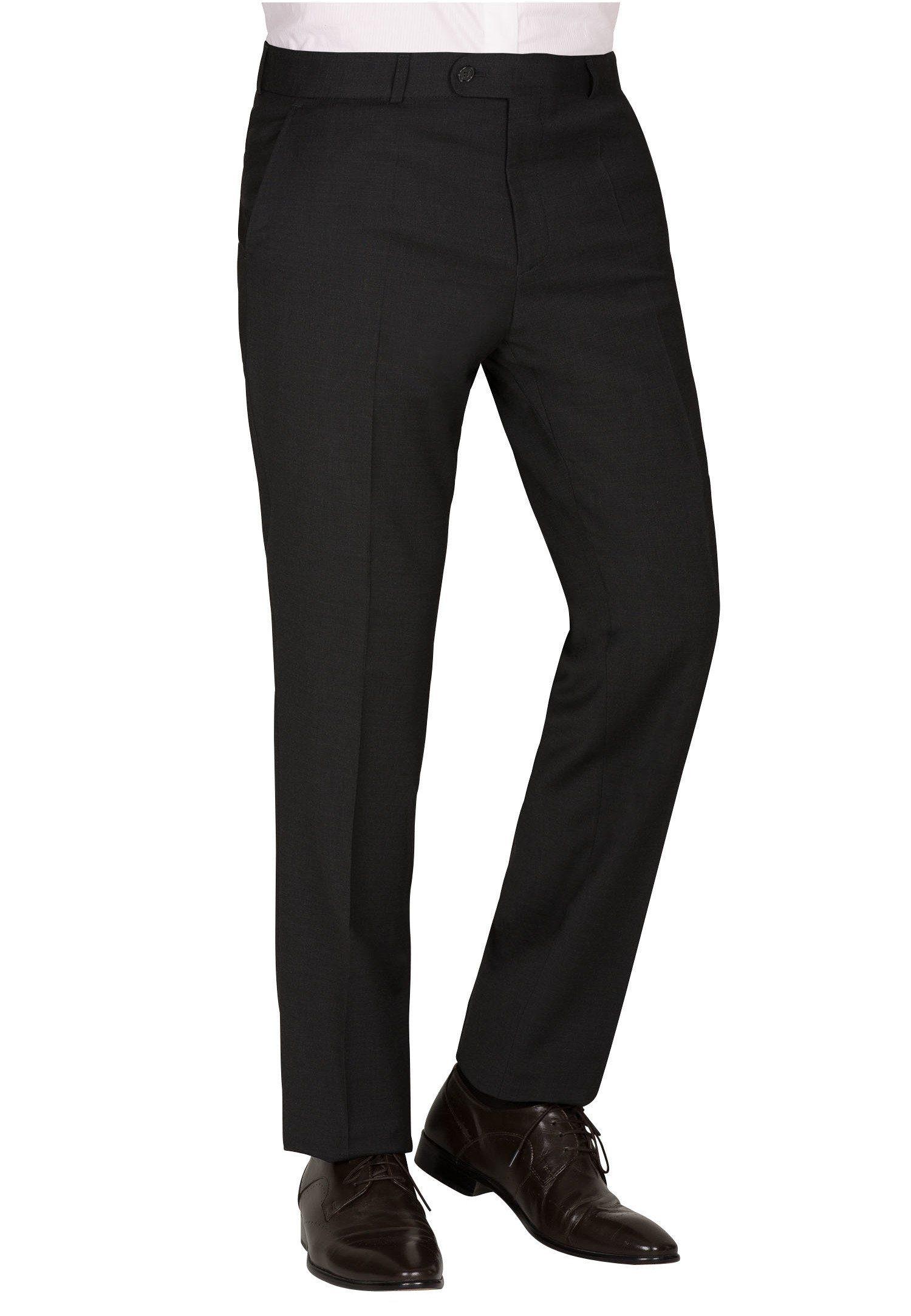 CARL GROSS Anzughose »CG TR-Sascha_A«   Bekleidung > Hosen > Anzughosen   Grau   Baumwolle   CARL GROSS