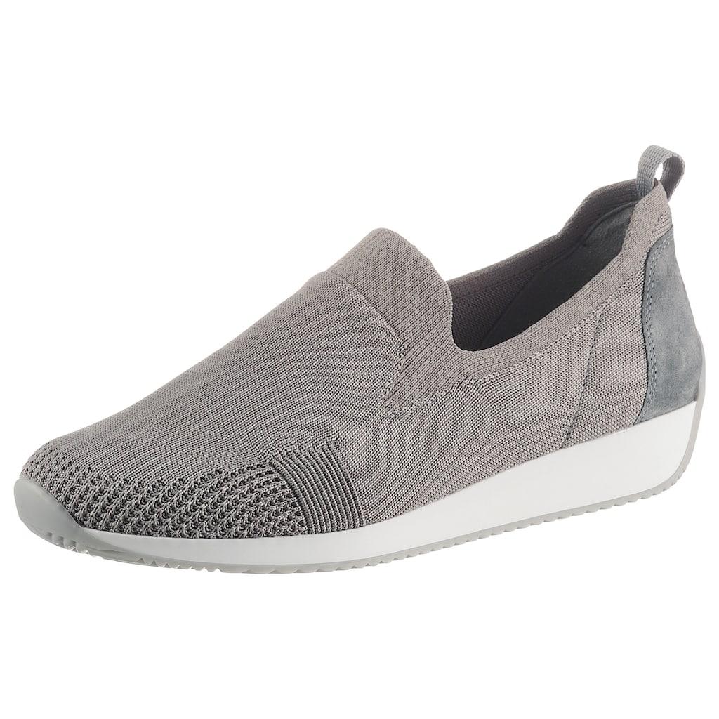 Ara Slip-On Sneaker »LISSABON«, zum Schlupfen