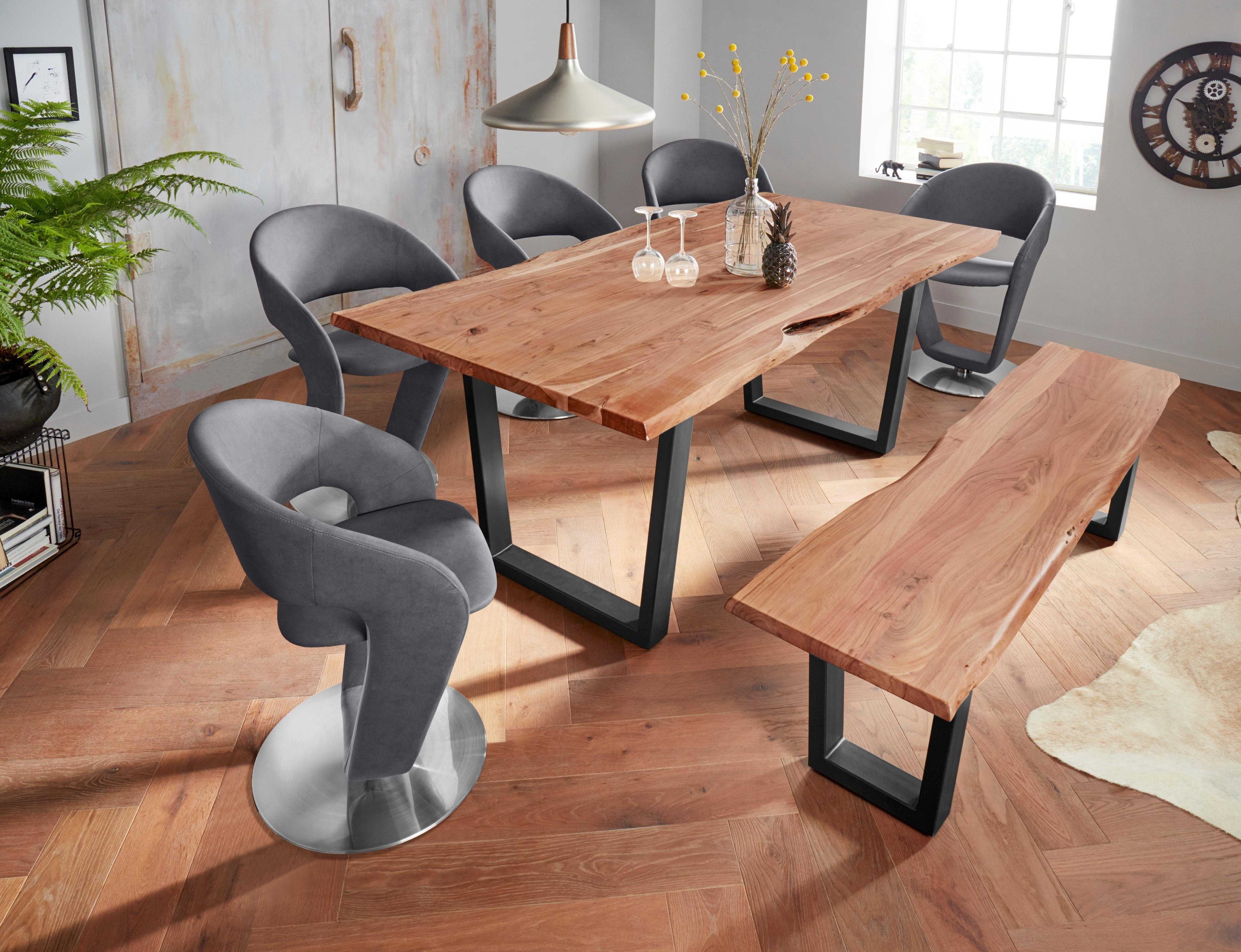 Esstisch CALABRIA Wohnen/Möbel/Tische/Holztische/Holz-Esstische