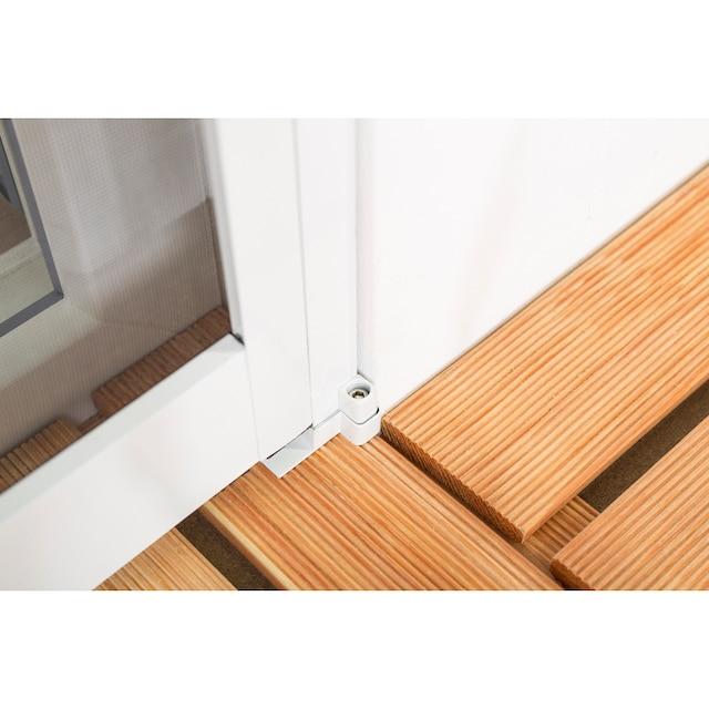 HECHT Insektenschutz-Tür »Master-Slim«, Bausatz BxH: 120x240 cm, weiß