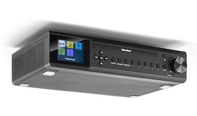 Karcher Küchen-Radio »RA 2060D-B«, (Bluetooth Digitalradio (DAB+)-UKW mit RDS 6 W) kaufen