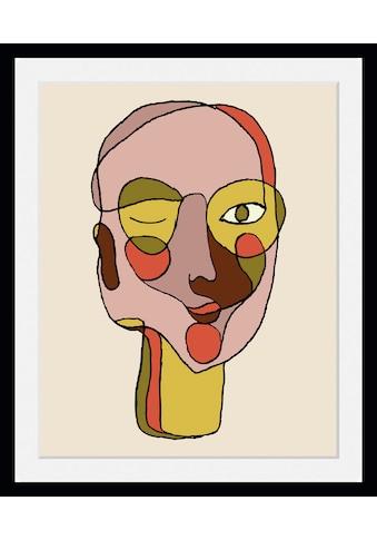 queence Bild »Klaus«, Abstrakt, (1 St.) kaufen