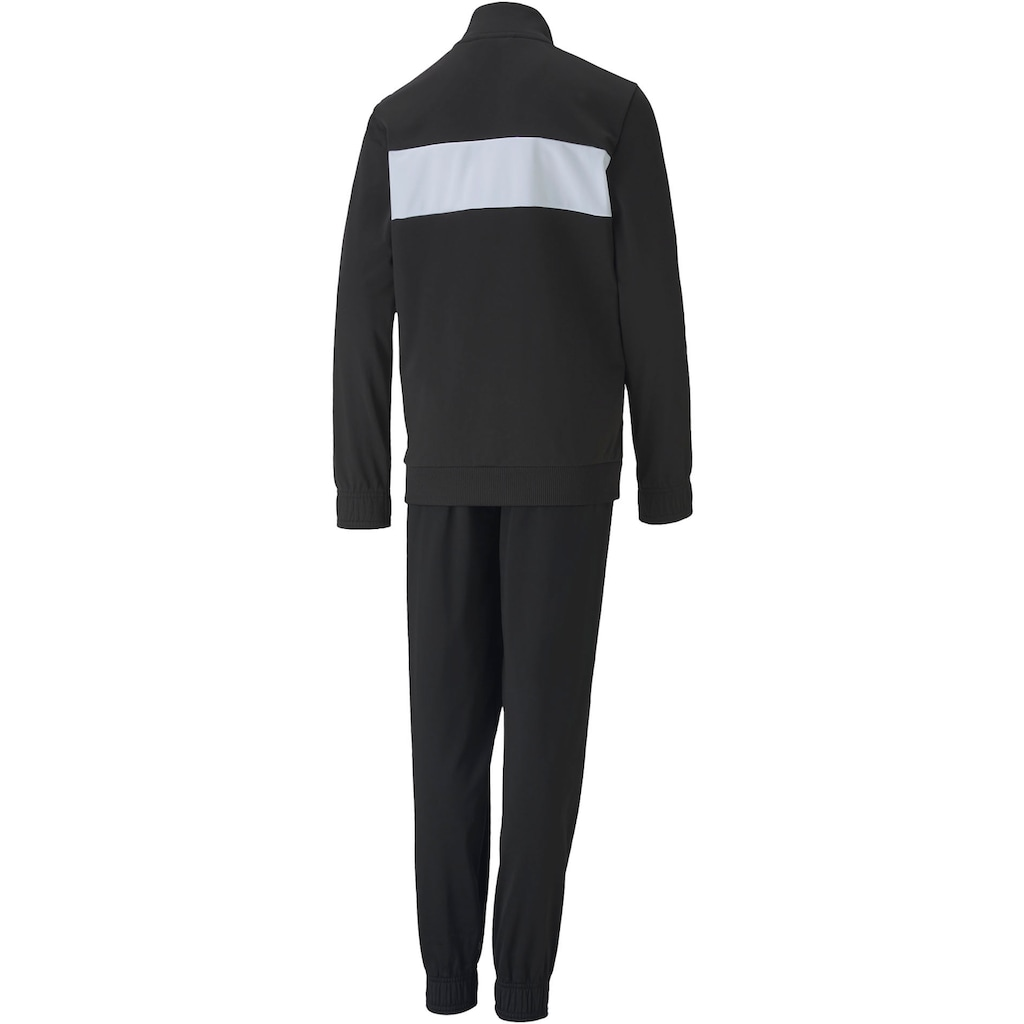 PUMA Trainingsanzug »POLY SUIT BOYS«, (Set, 2 tlg.)