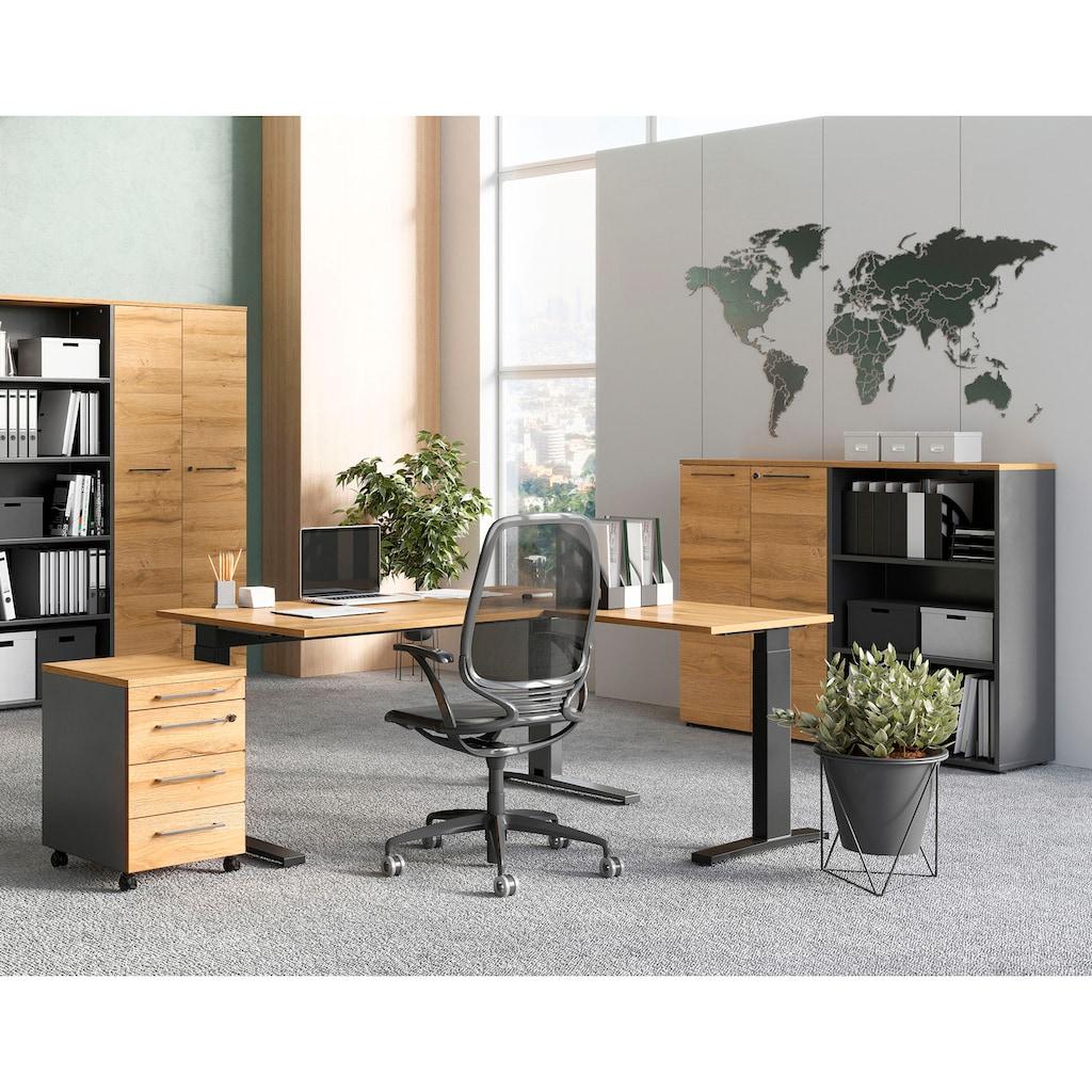 GERMANIA Büromöbel-Set »GW-Agenda«, (Set, 5 St.)