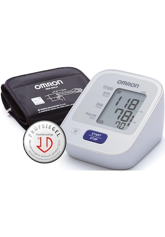 Omron Oberarm - Blutdruckmessgerät M300 (HEM - 7121 - D) kaufen